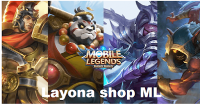 Layona shop ML Apk layon shop mobile legend, Cara mendapat Diamond Gratis