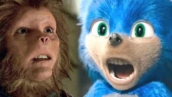 Memes película Sonic