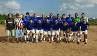Cruzeiro de Caruçú é destaque na primeira  rodada da 1ªCopa Regional de Futebol