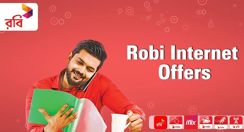 Robi 500 MB 4G only 10 Taka for 3 Days Internet Pack Code - 2020