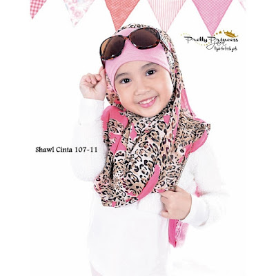 Shawl Cinta - SOLD OUT