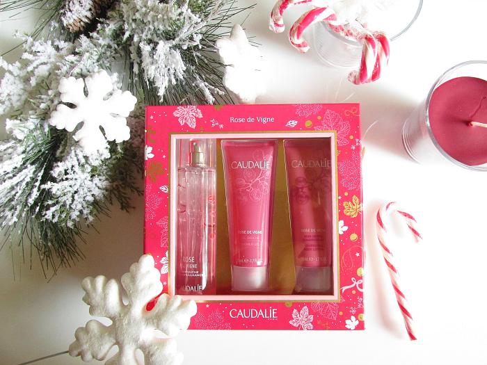 X-MAS Gift Guide: CAUDALIE Geschenksets Weihnachten - Rose de Vigne - Geschenkidee Weihnachten
