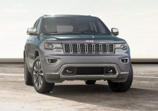 2017 Jeep Grand Cherokee Color: (Silver Metallic) Billet Silver