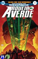 DC Renascimento: Arqueiro Verde #9