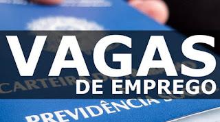 Sine oferece 77 vagas de emprego em 6 municípios paraibanos