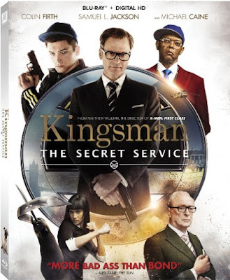 Kingsman The Secret Service 2014 Watch full hindi dubbed movie online