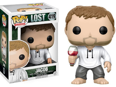 LOST Pop! Vinyl Figures Wave 1 by Funko - Jacob