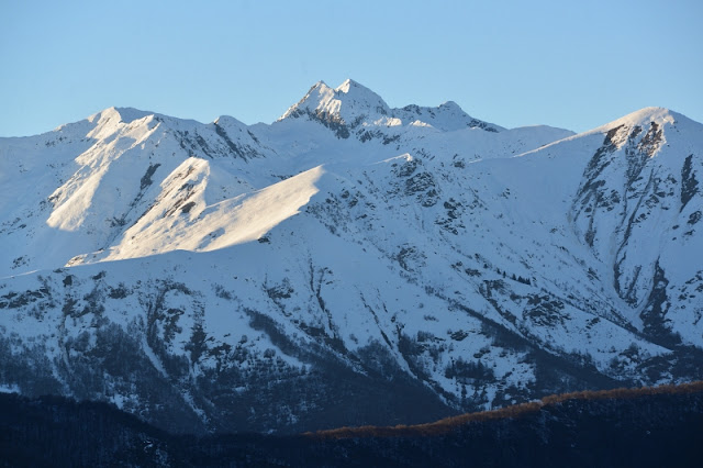 Monte Rosa Bocchetta Margosio