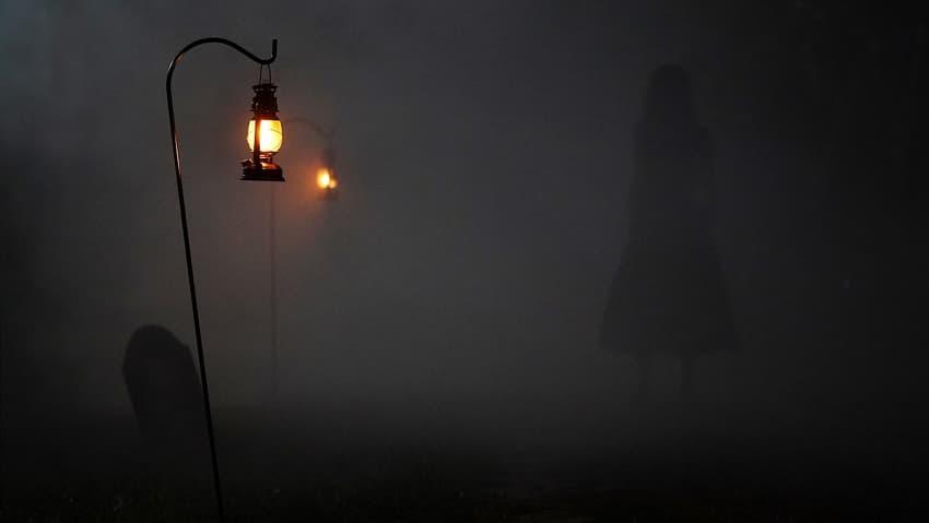 Появились первые кадры фильма ужасов Offseason от RLJE Films и Shudder - премьера в 2022 году - 08