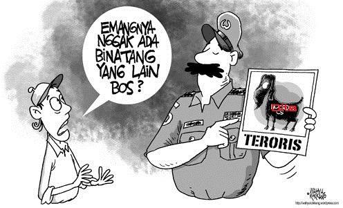Irasionalitas Aksi Teror Dan Terorisme