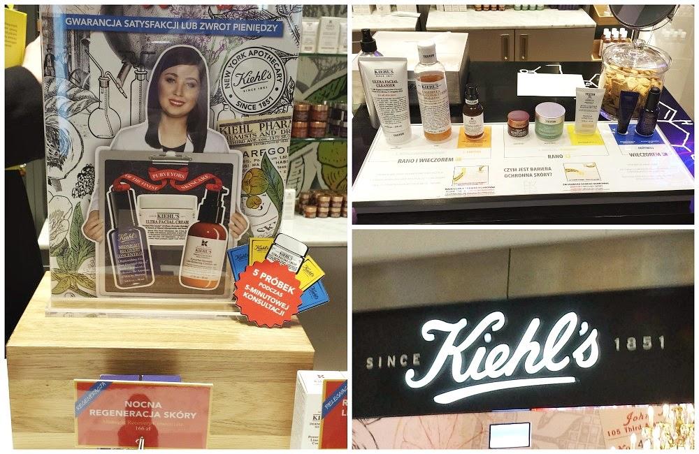 Weekendowe zakupy w Kiko Milano oraz dermokonsultacja w Kiehl's