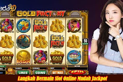 Langkah Bermain Slot Online Mudah Jackpot
