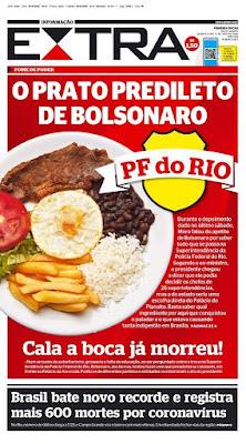 Extra PF de Bolsonaro