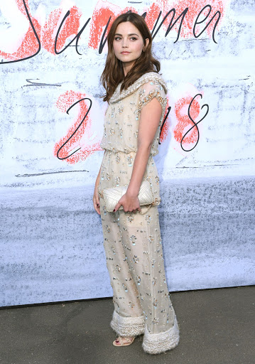 Jenna Coleman best red carpet fashion dresses photo