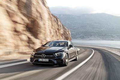 Nouvelle Mercedes-AMG CLS 53 4Matic 2019 - Caractéristiques, Prix, Photos, Date de sortie