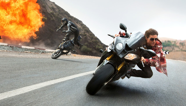 Review Film Mission Impossible 5 Rogue Nation