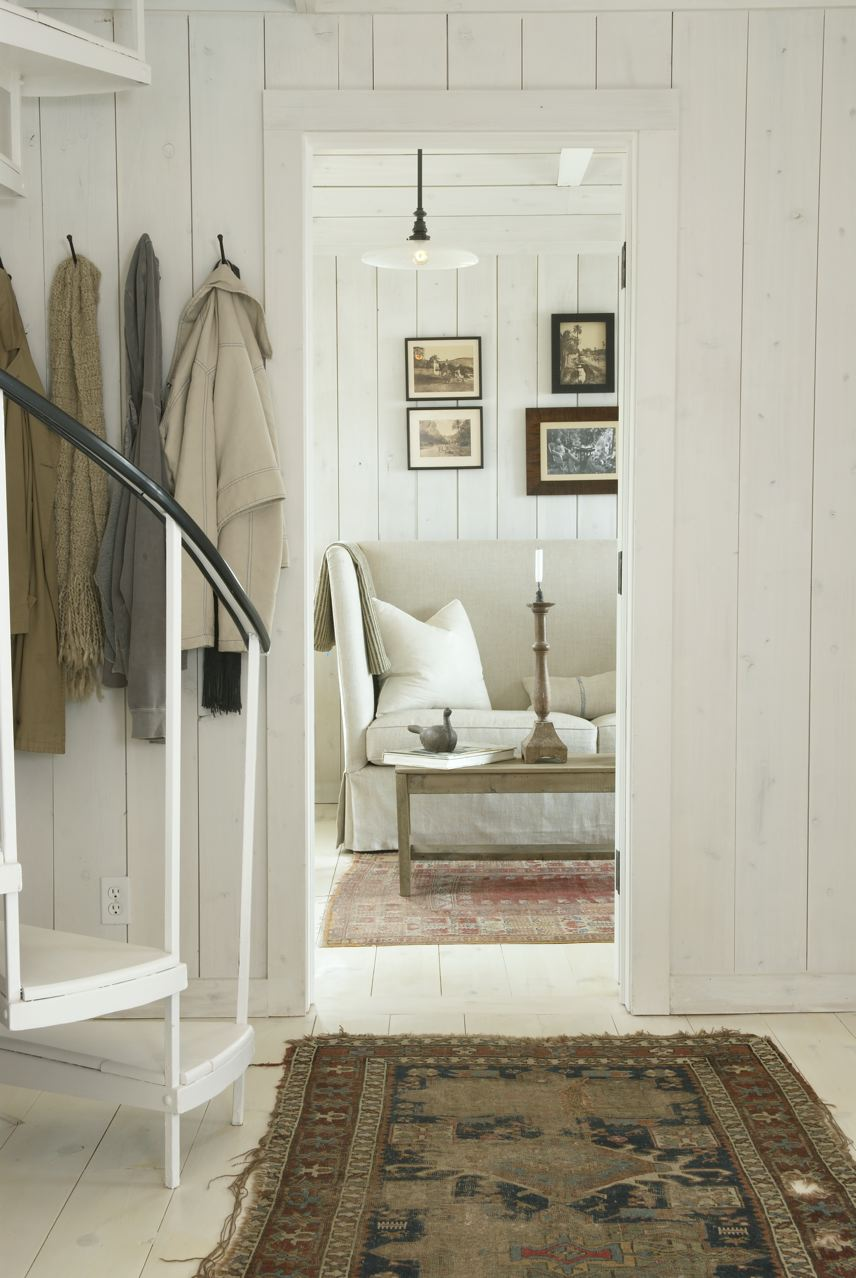 Loppisliv hampton beach house - Hamptons beach house interior design ...