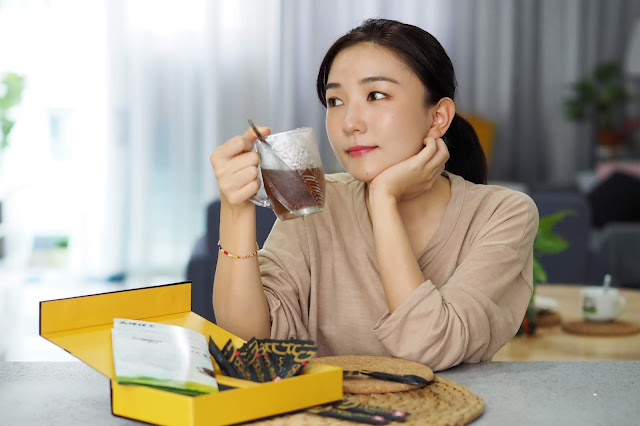 DGlutea malaysia lifestyle blogger malaysian cestlajez healthdrink
