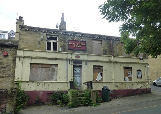 Eyesore pub to be auctioned off this week