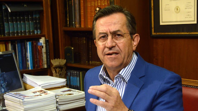 Νικολόπουλος : Εθνικό καθήκον ν' ακυρώσουμε την ανιστόρητη συμφωνία