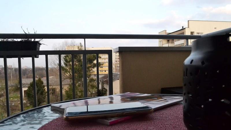 Wiosenne porządki z BNS - balkon i taras