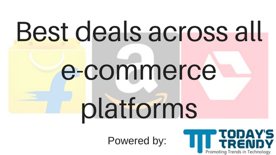 Best deals across all e-commerce platforms
