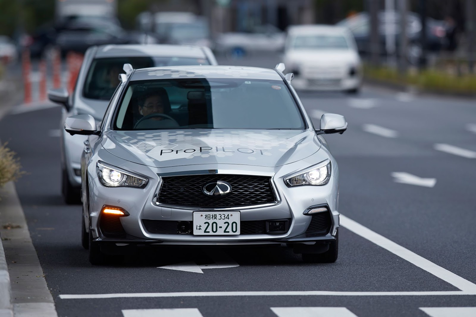 Nissan Hits Tokyo's Streets With Fully-Autonomous Infiniti ...