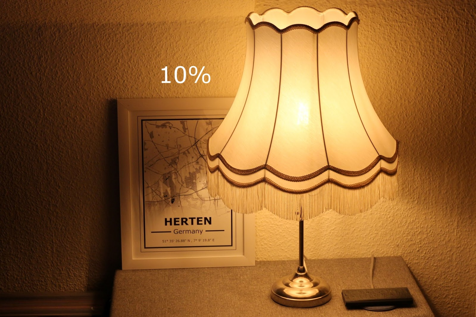 revierm dchen philips vintage und scene switch led lampen im test mit. Black Bedroom Furniture Sets. Home Design Ideas