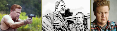 The Walking Dead - Abraham e Eugene