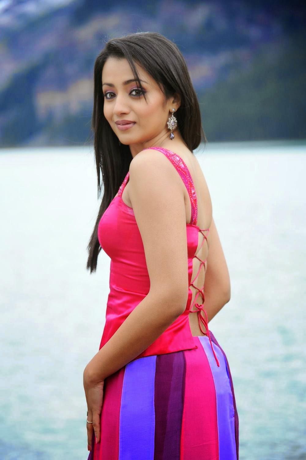 Trisha Krishnan Hot Telugu Movie Stills  Trisha Cute -4946