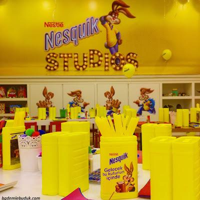 Nesquik Studios facebook sayfası