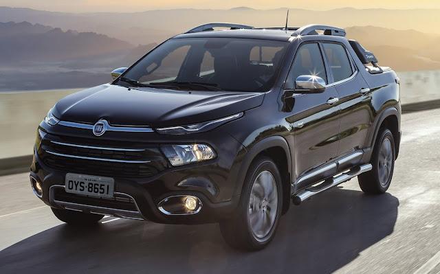 Novo Fiat Toro 2020: fotos, preços e especificações