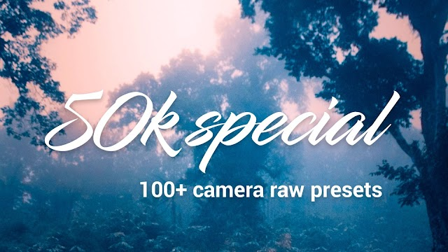 Download 100+ free camera raw presets for photoshop and lightroom