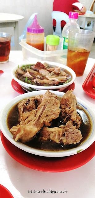 Hyeon's Travel Journal; Good Taste Bak Kut Teh