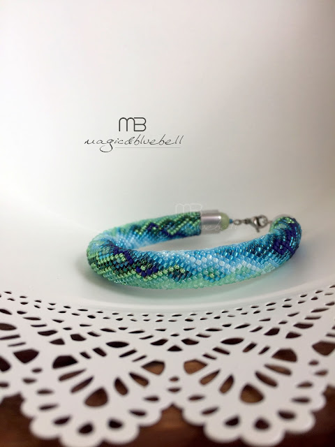 Ariadne Oliver bracelet