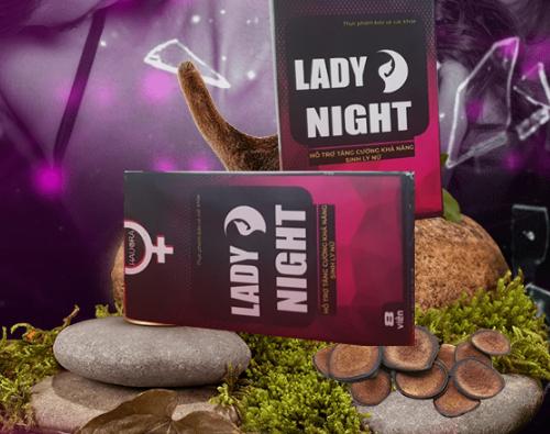 thanh phan lady night