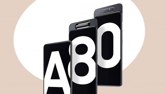 SAMSUNG Galaxy A80. The flipping camera system: Everything you need to know