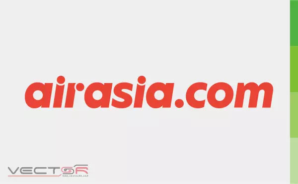 AirAsia.com Logo - Download Vector File CDR (CorelDraw)