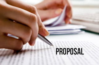 macam-macam proposal