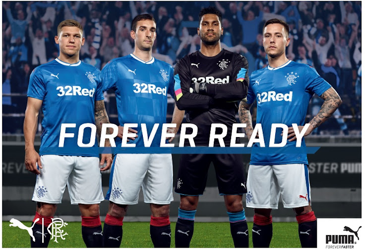 uk availability e2f56 d967c Rangers 16-17 Kits Released - Footy Headlines
