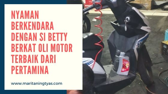 Enduro Matic, Oli Motor Terbaik dari Pertamina