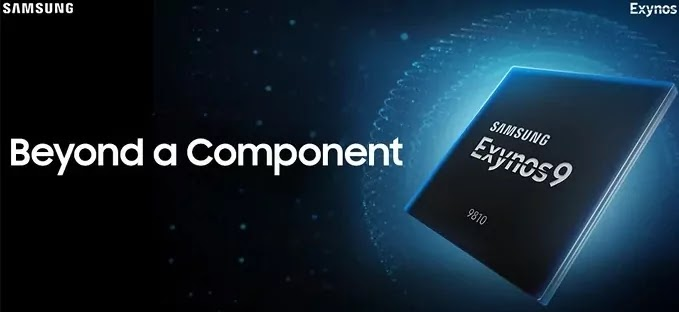 Samsung obviously completely set to give Exynos chips Qualcomm-matching illustrations help