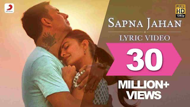 sapna jahan lyrics - Sonu Nigam