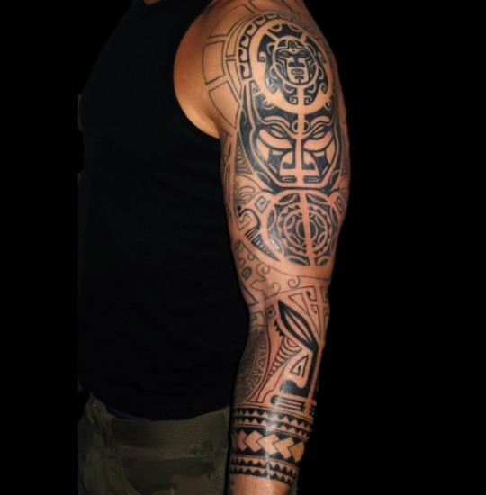 Full Tattoo Sleeve: Full Sleeve Tattoos Ideas