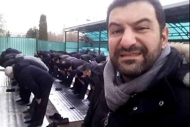 El racista Fuad Abbasov fue expulsado de Rusia