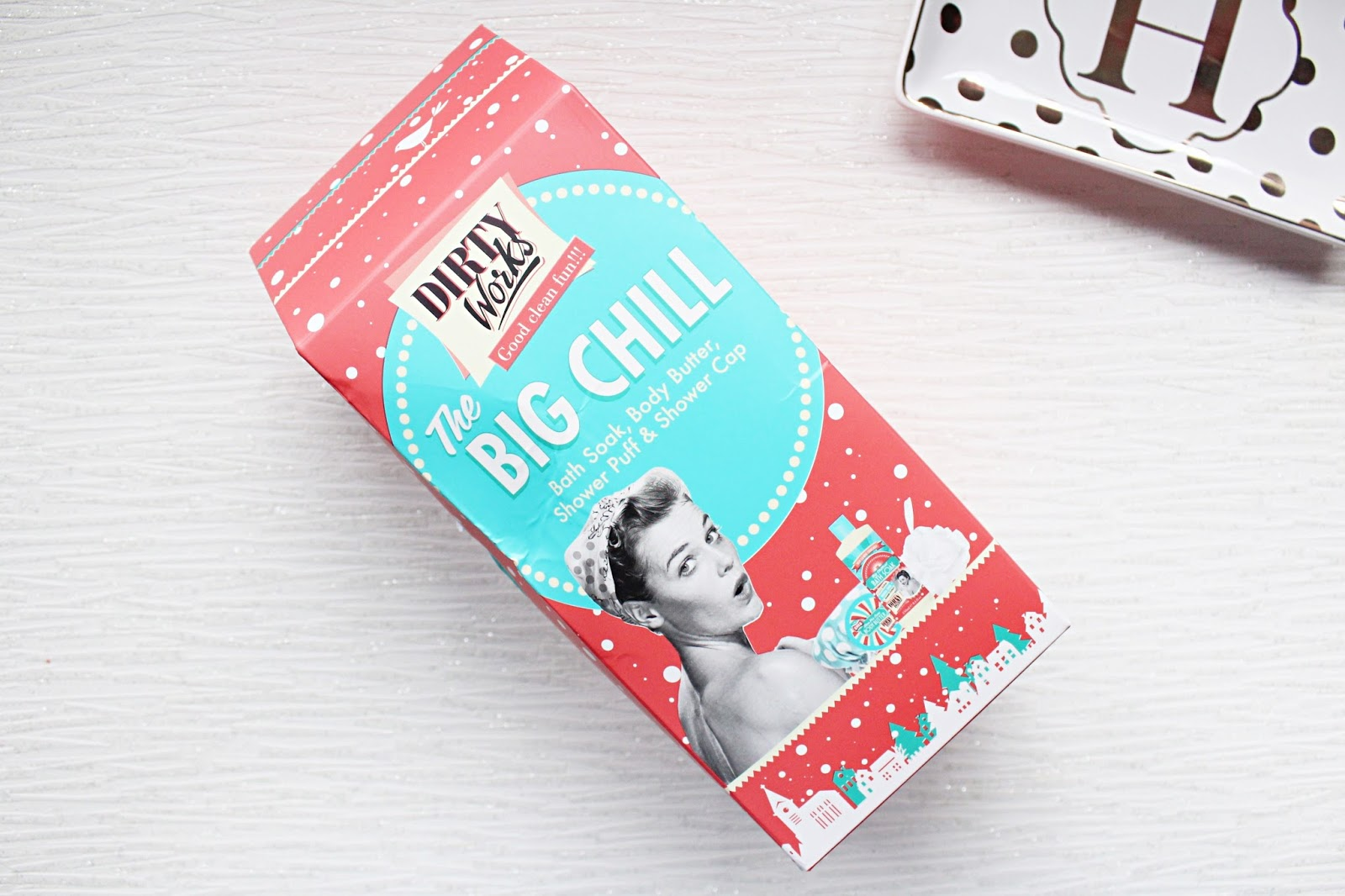Dirty Works The Big Chill Gift Set