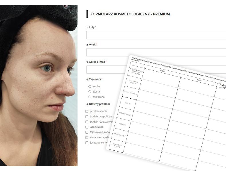 konsultacja kosmetologiczna cosibella