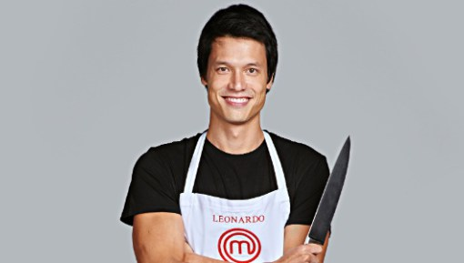 Leonardo Young é finalista do MasterChef Brasil 3
