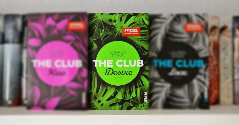 Bucherfantasie Rezension The Club Desire Von Lauren Rowe