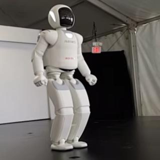 HONDA ASIMO - Robot Tercanggih, Terpintar dan Termahal Di Dunia